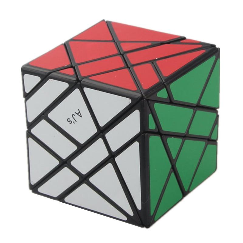 MF8 Axis Magic Cube Vitesse Concurrence Puzzle Cube Jouets Éducatifs Cadeaux 62mm
