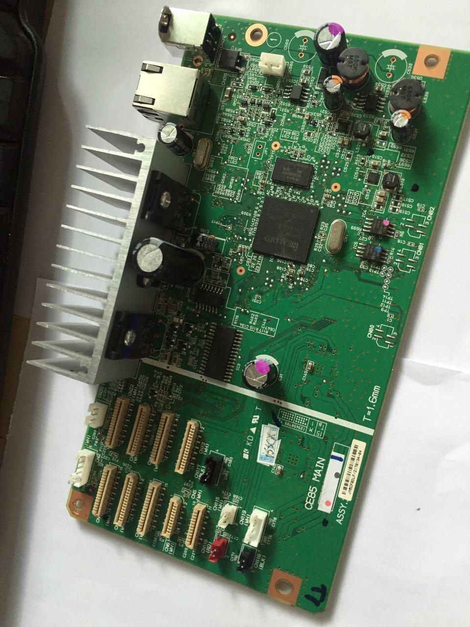 MAINBOARD FOR EPSON  CE85 MAIN BOARD CE85 epson r1900 mainboard 2117123