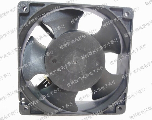 The original xinruilian 120*120*38MM cooling fan axial flow fan RAL 1238S1 AC 220V original s a n j u sj1738ha2 172 150 38mm 220vac 0 31a axial fan