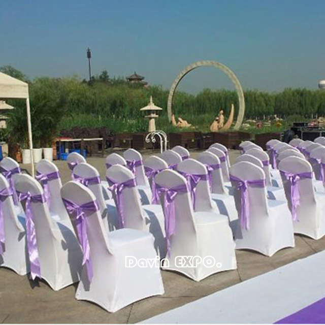 Wedding Chair Covers Lilac My First Anywhere 2017 New Colorful Spandex Hotel Cover White Color Supply Decoration Home