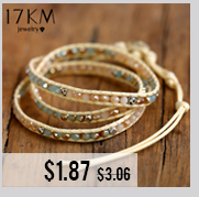 17KM New Fashion Adjustable Bracelets For Women Pulseras Mujer Wedding Crystal Bracelet Charm Femme Party Jewelry Friend Gift