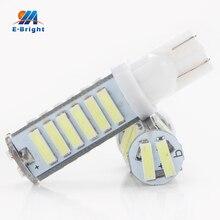 100 יח'\חבילה T10 7014 20 SMD 20 LED רוחב מנורת רכב צד אור חיצוני הנורה מנורות אור פנים 20smd(China (Mainland))