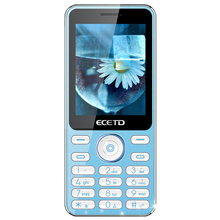 Multi farben 2G GSM ECETD E168 handy QWERTY Tastatur Schlanken körper 1650 große batterie größe 114*47*10 für verkauf