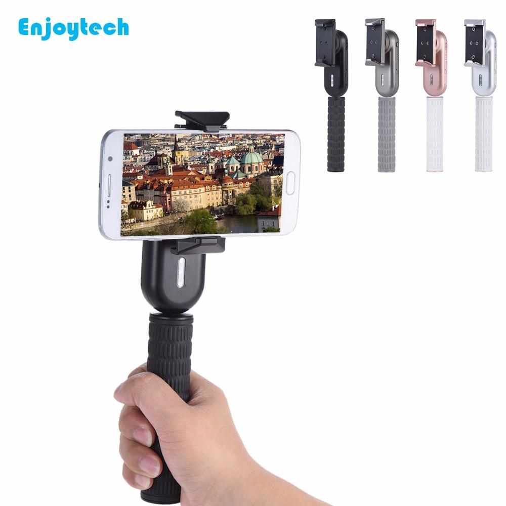 New Handheld Gimbal Outdoor portable Selfie Stick with Mirror Stabilizer Powerbank for action cameras iPhone Xiaomi Smartphones женские часы слава 6089119 2035
