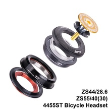 4455ST MTB Bicycle Headset Cover 44mm 55mm CNC 1 1/8