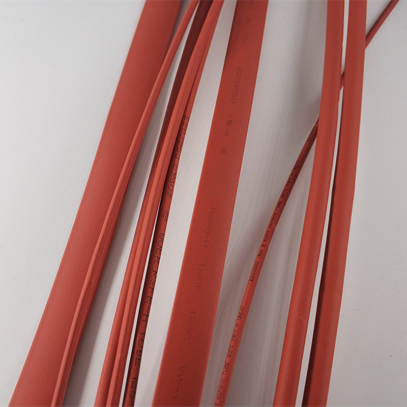 1 M/lot 2:1 Red Halogen free thermal shrinkable tube 5mm 6mm 8mm 10mm Heat Shrink Heatshrink Tubing Tube 0 8mm dia yellow heat shrinkable tube shrink tubing 30m