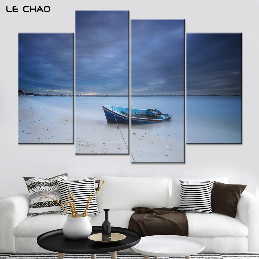 online get cheap ocean water poster aliexpress com alibaba group canvas poster beach wall art home decor canvas pictures for living room modular wall paintings modern pop picture drop shipping