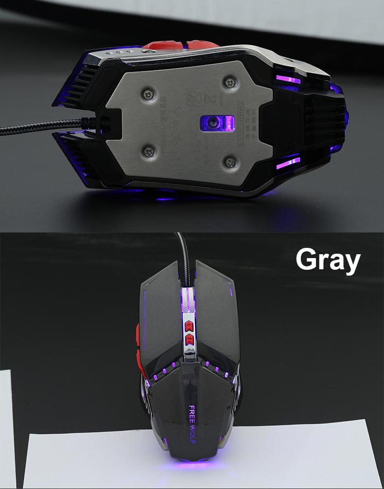 Gaming USD PC LED 4