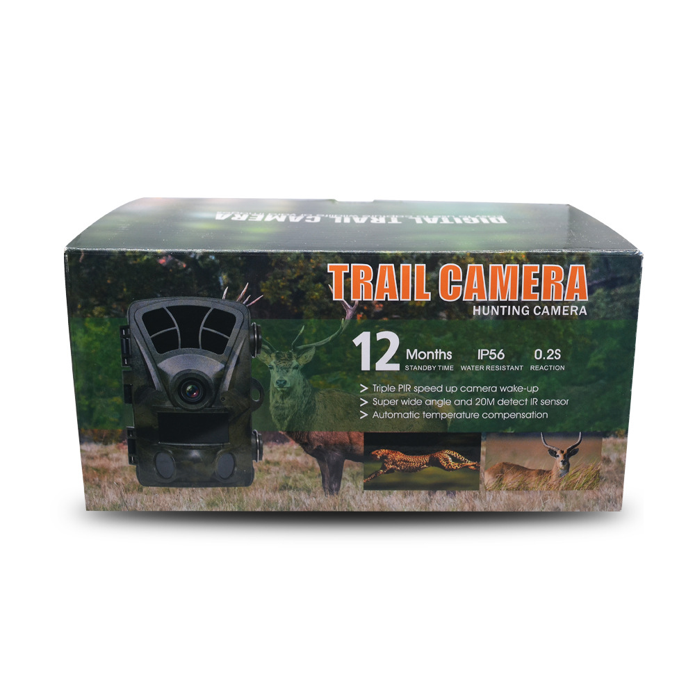 Hunting Trail Camera H885 HD 1080P Night Vision Scouting Camera Infrared Waterproof Wide Angle Wildlife Camera 9