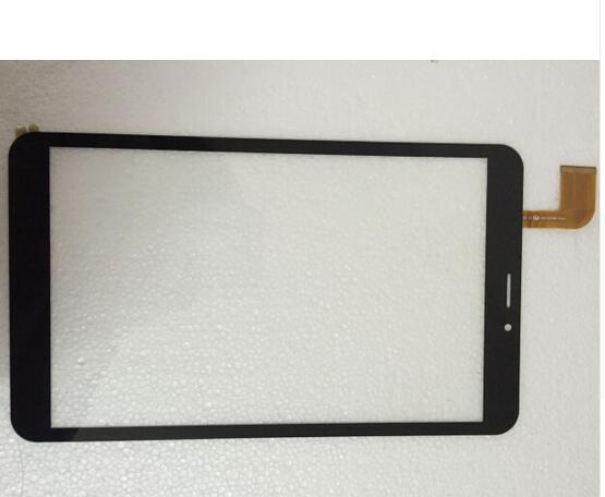 Black New For 8 irbis tx88 TX89 3g Tablet touch screen touch panel digitizer glass Sensor replacement Free Shipping new touch screen digitizer glass touch panel sensor replacement parts for 8 irbis tz881 tablet free shipping