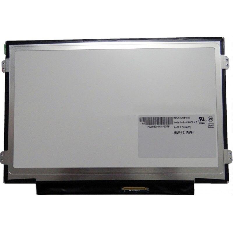 10,1 Schlank Lcd Matrix B101aw02 B101aw02 V.0 Für Asus Netbook Ersatz Display Ein Unbestimmt Neues Erscheinungsbild GewäHrleisten