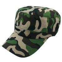 Casual Men Women Camouflage Outdoor Climbing Baseball fashion Cap Hip Hop Dance Hat Cap Z0101
