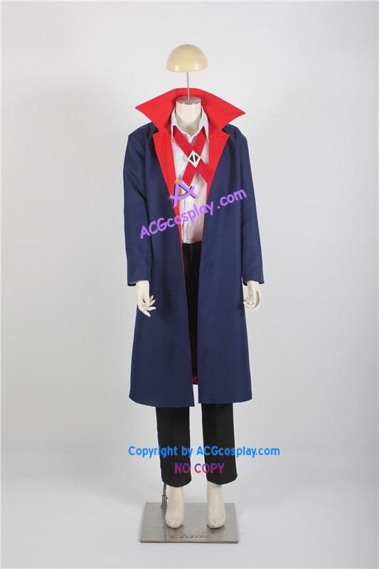 Blood Lad Braz D Staz Cosplay Costume lacywear шарф shf 45 lad