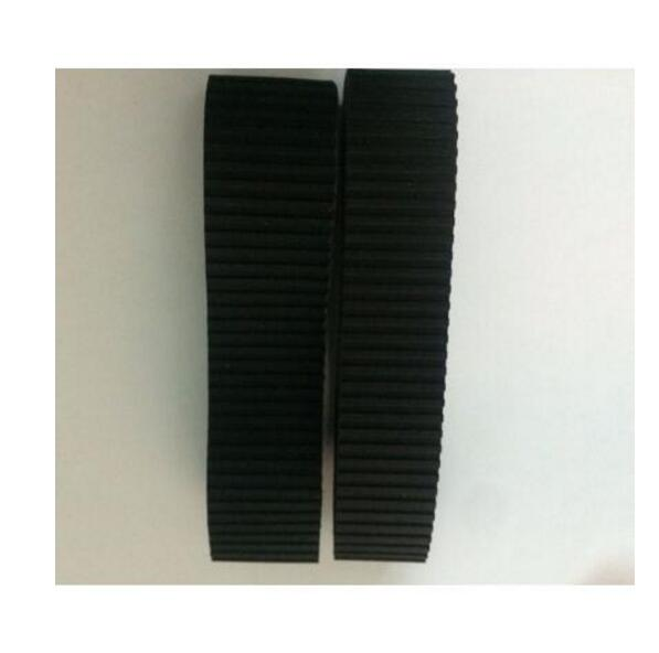 Super Quality Zoom Rubber Ring Rubber Grip Rubber For Sigma AF-S 18-200MM 18-200 MM Repair Part one set