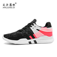 New Popular Breathable Mesh Brand Running Shoes For Men Outdoor Walking Jogging Light Damping Sneakers Track