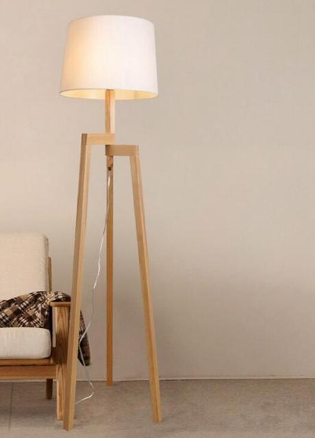 2019 new Modern Floor lamp living room standing lamp bedroom floor ...