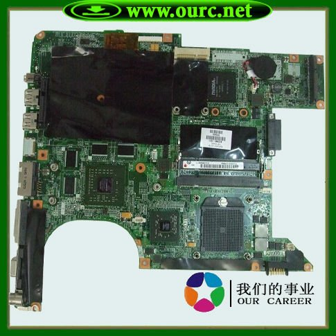 Top quality of DV9000 432945-001 for HP laptop motherboard the quality of accreditation standards for distance learning