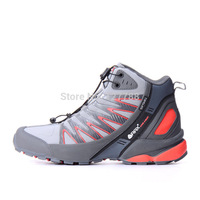 Rax 2018 Man Travel Shoes Leather Mountain Sneaker Hiking Boots Mens Autumn Winter Outdoor Hard Wearing Sneakers D0542