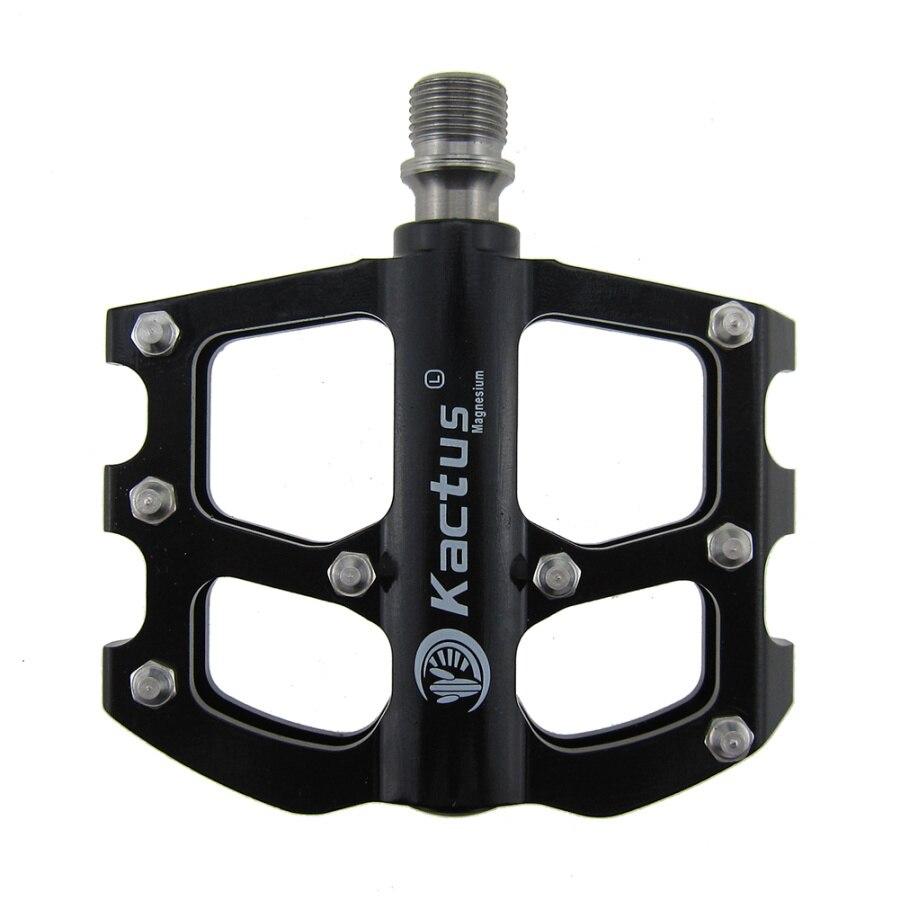 200 g/paire ultra-léger titane essieu vélo pédale CNC vélo pédales route vtt avec 6 roulements en alliage de magnésium corps BMX de bicicleta
