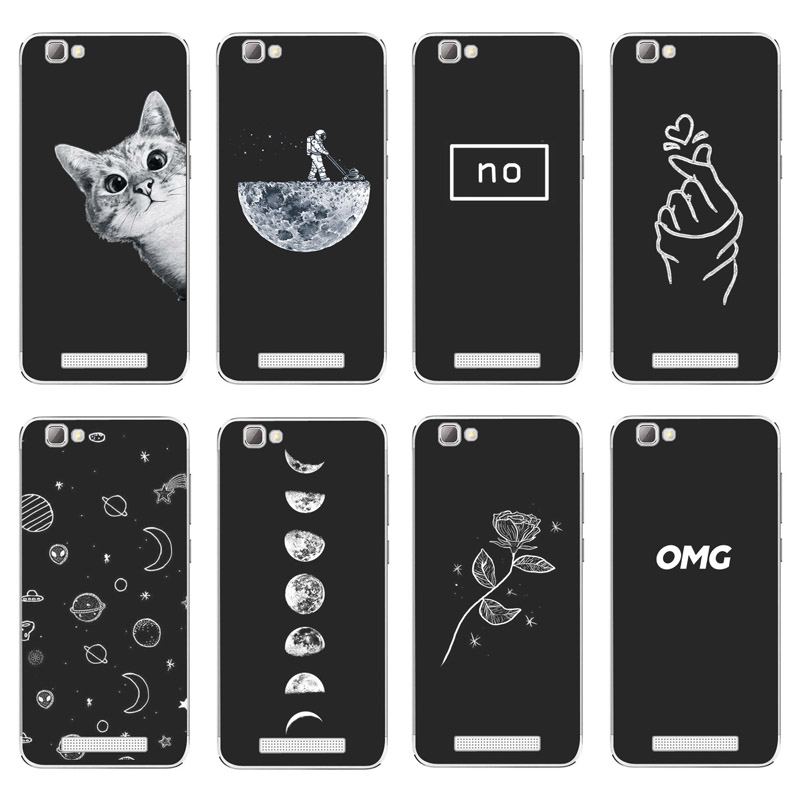 Soft Silicone For ZTE Blade A610 Case Cover Painting For ZTE BA610 V6 Max Pattern Matte Phone Cases Flower Dog Cat Funda
