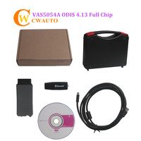 VAS 5054A ODIS V4 13 OKI Chip Full Chip Bluetooth VAG Diagnostic And Programming Tool With