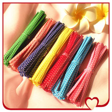 200pcs/lot multiple colors PVC dots Sealing wire bakery packaging sealing bread cake decoration Free