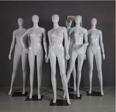New Style Full Body Mannequin Female Gloss White Mannequin Professional Manufacturer In China mannequin
