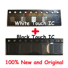 343S0694 U2402 BCM5976 U2401 for iphone 6 6+ plus 6plus touch screen controller driver black white color IC chip(China)