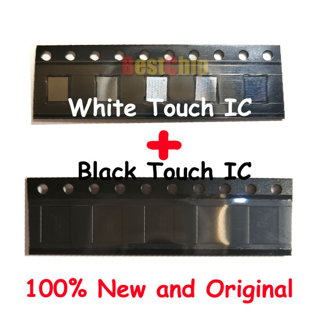 reputable site 8d354 bc375 US $9.49 5% OFF|343S0694 U2402 BCM5976 U2401 for iphone 6 6+ plus 6plus  touch screen controller driver black white color IC chip -in Integrated ...