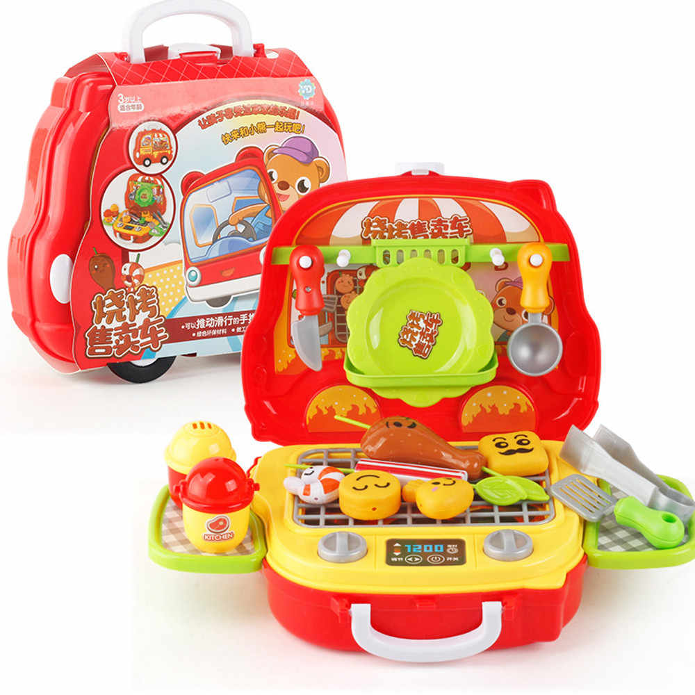 مجموعة ألعاب المطبخ والشواء لمتجر الحيوانات الأليفة أدوات ألعاب التظاهر للأطفال والبنات والأطفال Giftgh 5.30