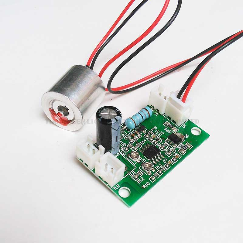 650nm 100mW Diode Red Laser Module Free Laser Driver Board DC5V input 808nm 532nm 650nm TTL