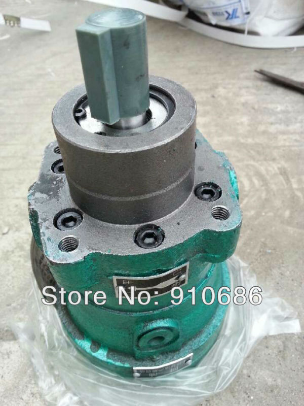 купить Axial plunger pump hydraulic oil pump piston pump 2.5MCY14-1B high pressure pump