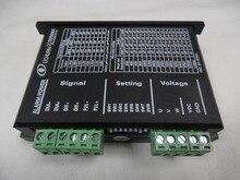 Новый 3 фаза NEMA23 Шагового Двигателя Водитель 20-50VDC 5.8A LC3056MA для CNC Router