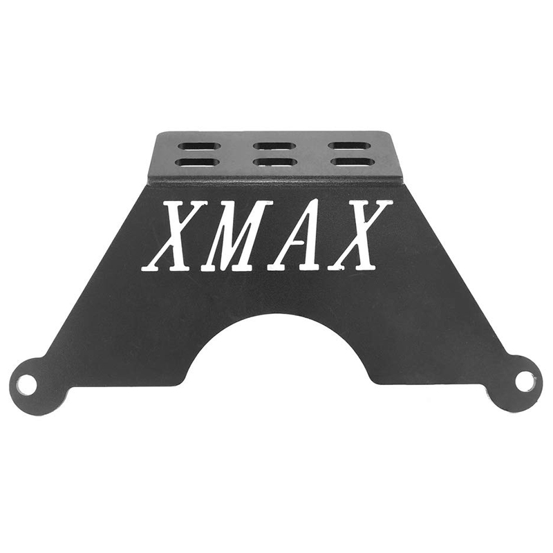 Motorcycle Front Phone Stand Holder Smartphone Phone Gps Navigaton Plate Bracket For Yamaha Xmax125 250 300 400 2017-2019