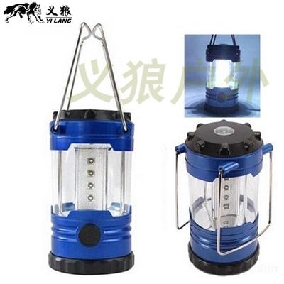 1 PC Solar charger Portable Ultra Bright Camping Lantern Bivouac Hiking Camping Light 30 LED Lamp New