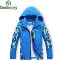 Meninos Jaqueta para Meninos Primavera Outono Trench Coat Blusão de Inverno das Crianças Jaqueta Casaco Jaqueta Com Capuz de Inverno para As Meninas