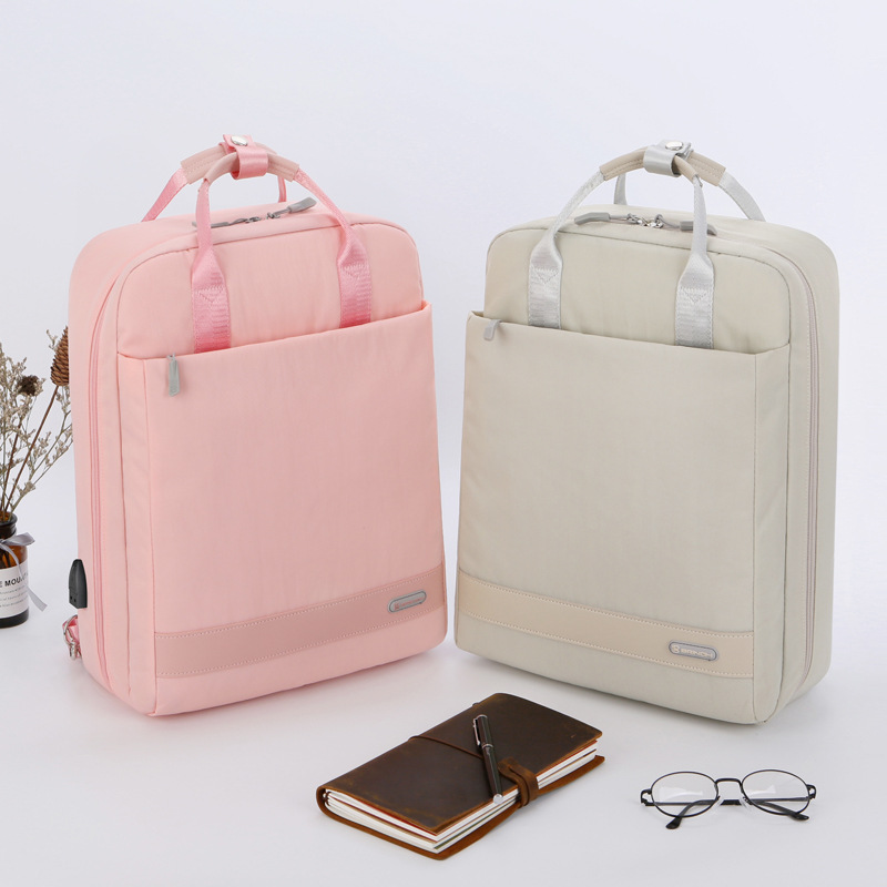 BRINCH New casual 15 6 inch Laptop bag Business package computer Bag Backpack Single shoulder bag