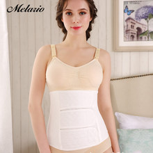 Melario After Pregnancy Belly Belt Maternity Postpartum Bandage Band for Pregnant Women Intimates Maternity belly bands support(China)