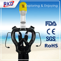 RKD Type Integral Awing ROC Anti Fog Mask Full Face Mask For Children Children S Water