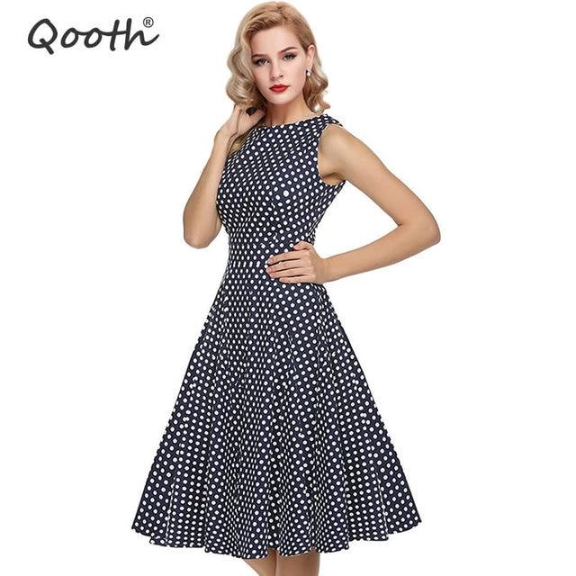 Audrey Hepburn Style Vintage Dresses