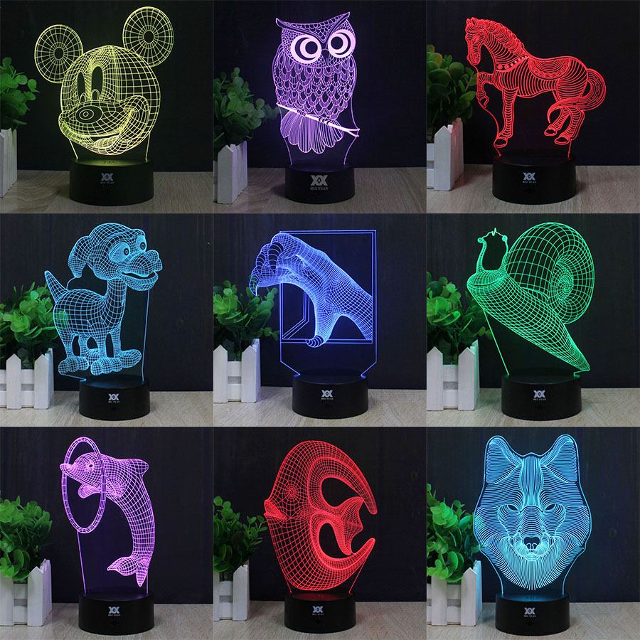 Buy wolf table lamp and get free shipping on AliExpress.com