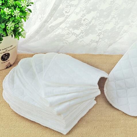 20 штук много новорожденных ткань пеленки Pad легко мыть подгузник хлопок ћногоразовые моющиес¤ ?етские ѕодгузники Ѕесплатна¤ доставка azl02