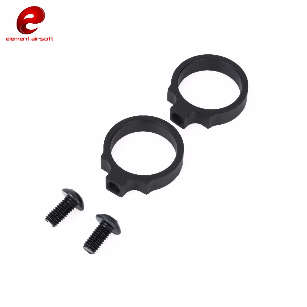 Element Tactical Light Mount Rings 0.830