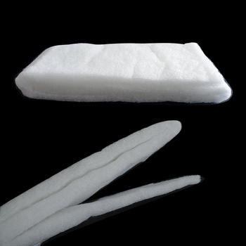 100*13 5*2 cm trwały filtr biochemiczny gąbka bawełniana do akwarium bawełna biochemiczna pianka biała tanie i dobre opinie fish 110 v