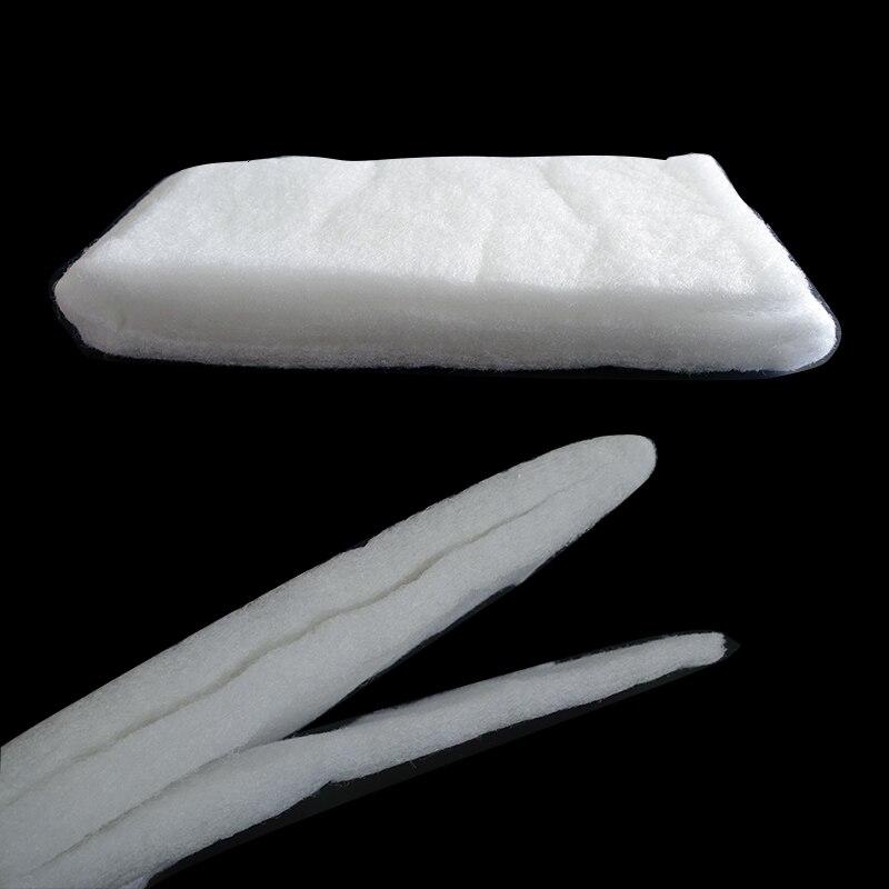100* 13.5 * 2cm Durable Biochemical Filter Cotton Sponge For Aquarium Fish Tank Biochemical Cotton Foam  White