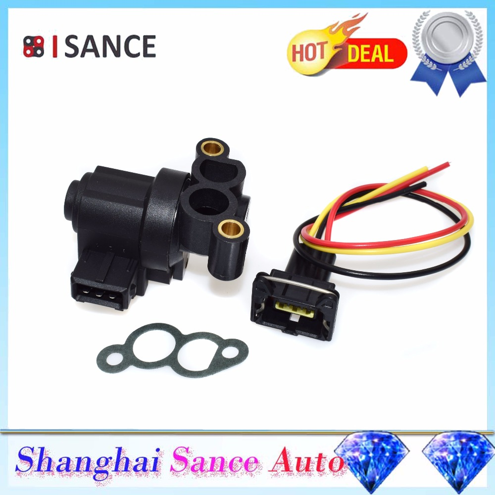 Idle Air Control Valve For Hyundai Sonata Tiburon Kia: Aliexpress.com : Buy ISANCE Idle Air Control Valve With