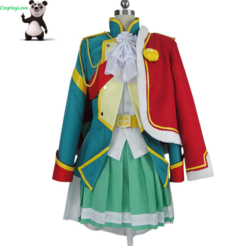 CosplayLove Revue Starlight Mahiru Tsuyuzaki Cosplay Costume Dress Custom Made For Halloween Christmas
