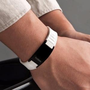 Image 2 - Hottime Sports Titanium Steel Bracelet Wristband Balance Human Body