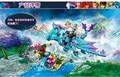 214pcs/set Bela 10500 The Water Dragon Adventure Building Bricks Blocks DIY Educational toys Compatible Legoe Elves 41172 P640