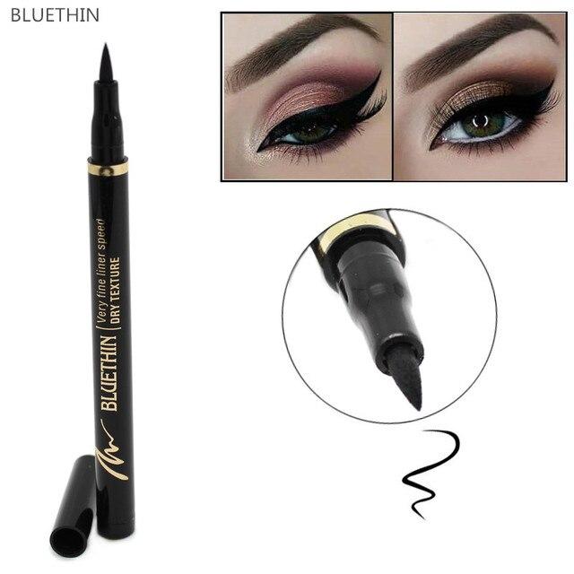 1 PCS Hot Make Up Ultimate Black Liquid Eyeliner Long-lasting Waterproof Eye Liner Pencil Pen Nice Makeup Cosmetic Beauty Tools 5